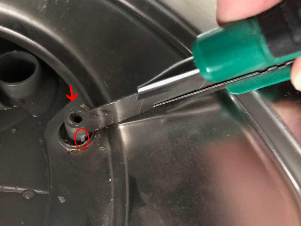 Siemens Geschirrspuler E15 Fehler Beheben