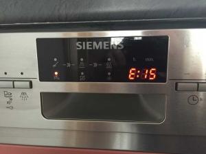 Siemens splmaschine fehler e15 beheben