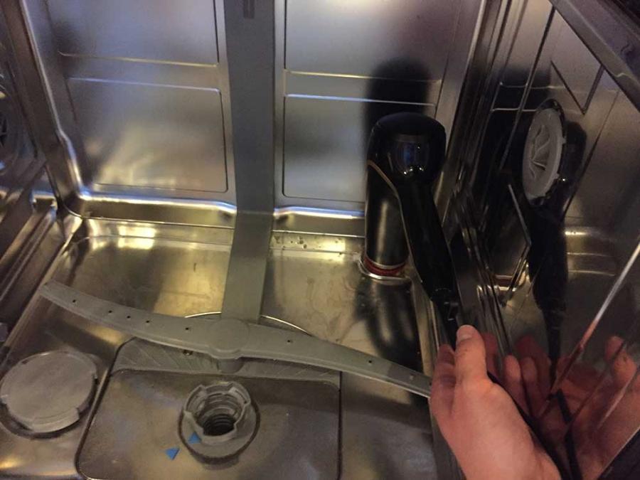 Spulmaschine Fehler E31 Siemens Bosch